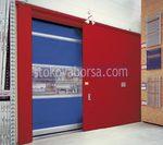 изработка на плъзгаща огнеопорна врата